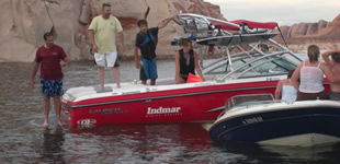 boating accident tri cities