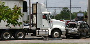 semi-truck accident washington