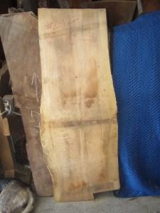 """#292 Cypress 56""""L x 20""""W x 2""""T $156"""