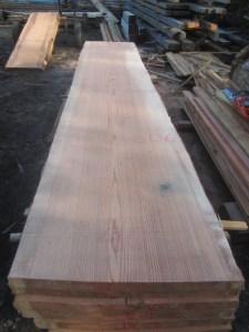 """#505. Redwood (40""""W x 202""""L x 2.75""""T) $3,394"""