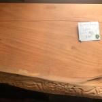 """Cypress Cutting Board 11"""" x 12"""""""