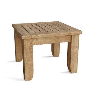 "Riviera 22"" Square Side Table"