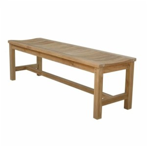 "Madison 59"" Backless Bench"