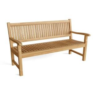 Del-Amo 4-Seater Bench