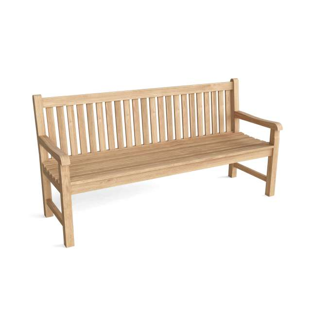 Classic 4-Seater Bench