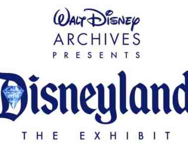 """The Walt Disney Archives Returns to D23 EXPO with """"Disneyland: The Exhibit"""" 7"""