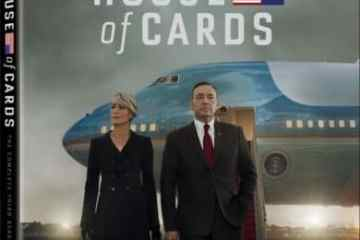 House of Cards: The Complete Third Season arrives on Blu-ray & DVD 7/7 19