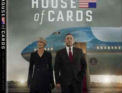 House of Cards: The Complete Third Season arrives on Blu-ray & DVD 7/7 15