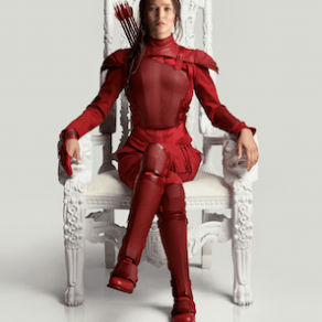 THE HUNGER GAMES: MOCKINGJAY - PART 2   Official Trailer Debut 7