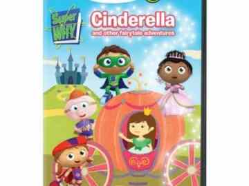 SUPERWHY: CINDERELLA AND OTHER FAIRYTALE ADVENTURES 45