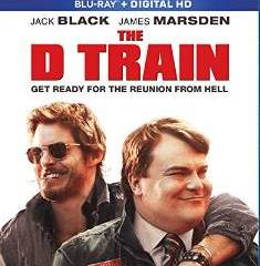 The D Train arrives on Blu-ray/DVD/On Demand Sept. 1 and on Digital HD Aug. 18 13