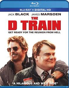 The D Train arrives on Blu-ray/DVD/On Demand Sept. 1 and on Digital HD Aug. 18 11