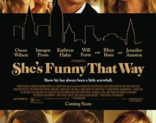 """""""SHE'S FUNNY THAT WAY"""" LANDS A NEW CLIP AND RELEASE DATE! 27"""
