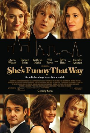 """SHE'S FUNNY THAT WAY"" LANDS A NEW CLIP AND RELEASE DATE! 3"