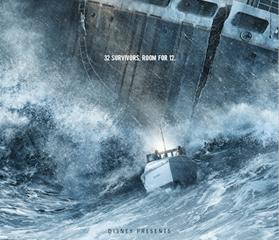 """WATCH THE NEW TRAILER FOR THE HEROIC ACTION-THRILLER """"THE FINEST HOURS"""" 21"""