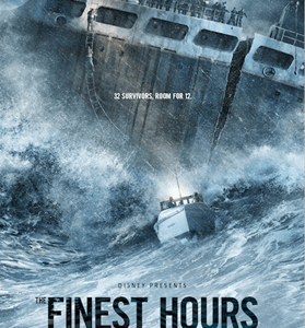"""WATCH THE NEW TRAILER FOR THE HEROIC ACTION-THRILLER """"THE FINEST HOURS"""" 19"""