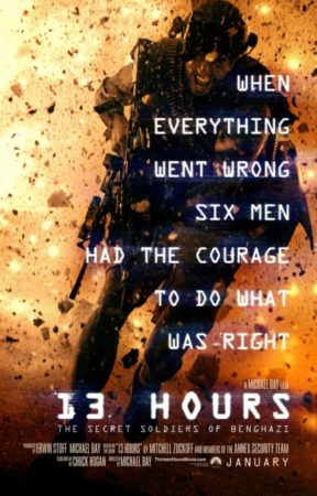 "LOUISVILLE PEOPLE! ENTER TO WIN PASSES FOR ""13 HOURS"" 1"