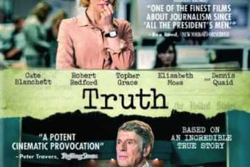 Truth arrives on Digital HD January 26 and Blu-ray & DVD February 2 12