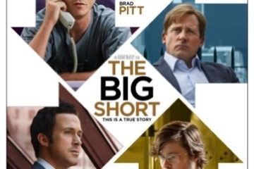 THE BIG SHORT debuts on Blu-ray Combo Pack March 15th 20