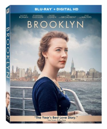 Academy-Award Nominated Film BROOKLYN Arrives On Digital HD February 23 and Blu-ray™ and DVD March 15 1
