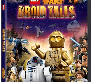 LEGO® STAR WARS: Droid Tales! comes to DVD on March 1st, 2016. 38
