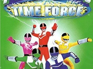 POWER RANGERS TIME FORCE: THE COMPLETE SERIES 11