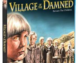 John Carpenter's VILLAGE OF THE DAMNED Collector's Edition Blu-ray, arriving in stores nationwide on April 12 19