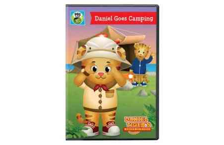 DANIEL TIGER'S NEIGHBORHOOD: DANIEL GOES CAMPING 7