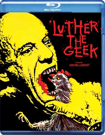 LUTHER THE GEEK 1