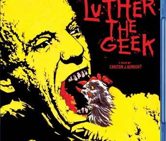 LUTHER THE GEEK 3