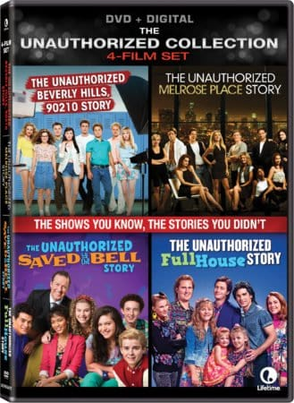 UNAUTHORIZED COLLECTION, THE: 4-FILM SET 1