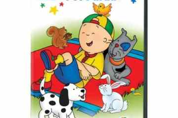 CAILLOU'S PET PARADE 4