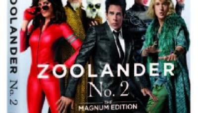 ZOOLANDER NO. 2: THE MAGNUM EDITION hits the catwalk on Blu-ray Combo Pack May 24th, Digital HD May 3rd 6