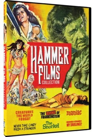 HAMMER FILMS COLLECTION: VOLUME TWO 1