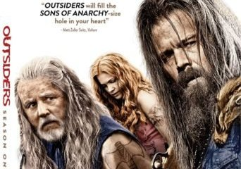 OUTSIDERS: SEASON ONE COME TO DVD on May 24th 11