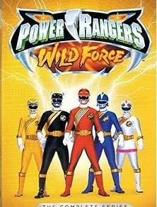 POWER RANGERS: WILD FORCE - THE COMPLETE SERIES 21