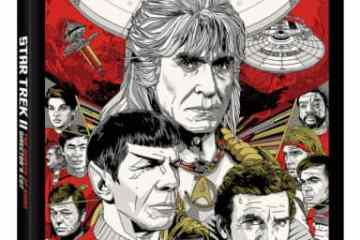 STAR TREK II: THE WRATH OF KHAN Director's Edition debuts on Blu-ray June 7th 7