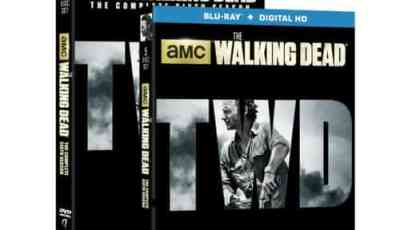 THE WALKING DEAD: The Complete Sixth Season - On Blu-ray™ + Digital HD and DVD August 23, 2016 10