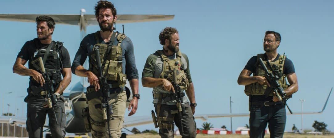 US Military Elite Forces have made a video for the upcoming release of 13 Hours: The Secret Soldiers of Benghazi 1