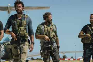 Here's pictures from the 13 Hours: The Secret Soldiers of Benghazi Special Event Screening 11