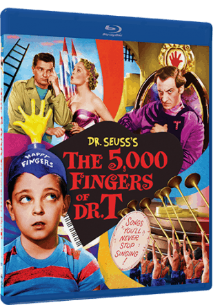 5,000 FINGERS OF DR. T, THE 3