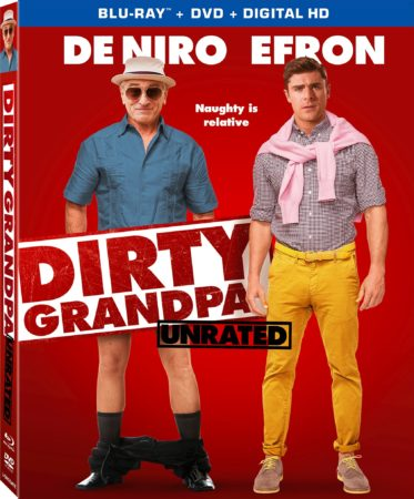 DIRTY GRANDPA: UNRATED 2