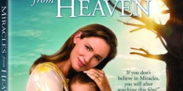 Miracles from Heaven Debuts on Digital June 21 and on Blu-ray and DVD July 12 9