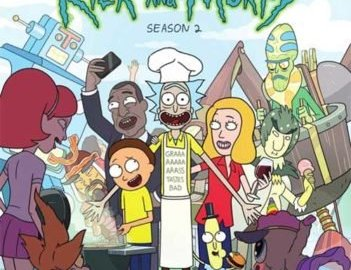 RICK AND MORTY SEASON 2 CONTEST SQUANCH. 41