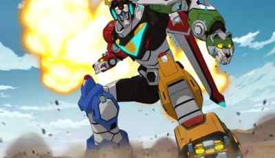 DreamWorks Voltron Legendary Defender On June 10th gets a new trailer. 6
