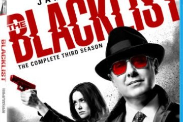 NBC's Top Drama THE BLACKLIST Season 3 on Blu-ray & DVD August 2 15