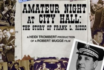 AMATEUR NIGHT AT CITY HALL: THE STORY OF FRANK L. RIZZO 5