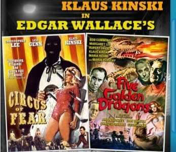 CIRCUS OF FEAR/FIVE GOLDEN DRAGONS DOUBLE FEATURE 35