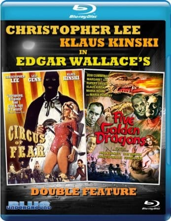 CIRCUS OF FEAR/FIVE GOLDEN DRAGONS DOUBLE FEATURE 3