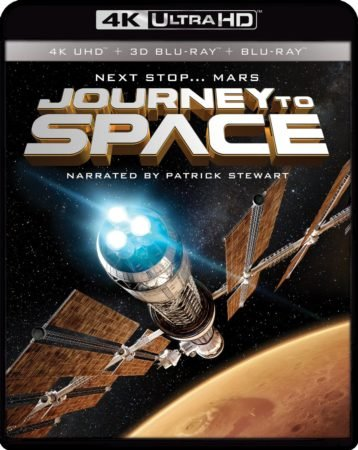 JOURNEY TO SPACE 4K 3D 1
